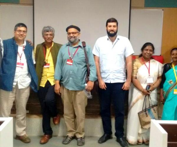 Mental Health at Margins, Difficult Dialogues, GOA 2017